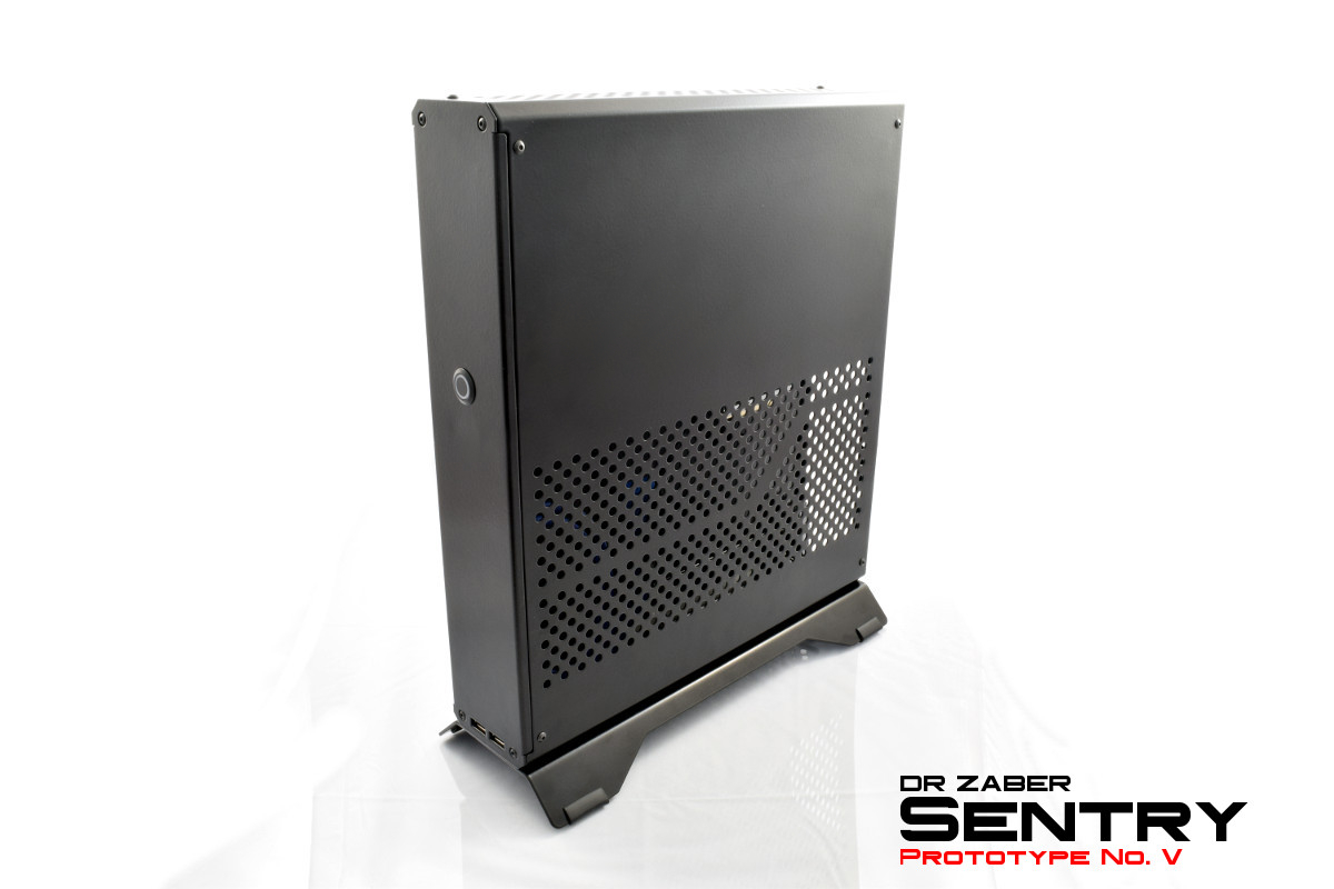 Top 3 Small form factor PC Cases-System Jolt